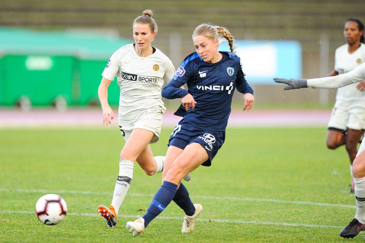 Paris FC v Paris Saint Germain - Women's Division 1