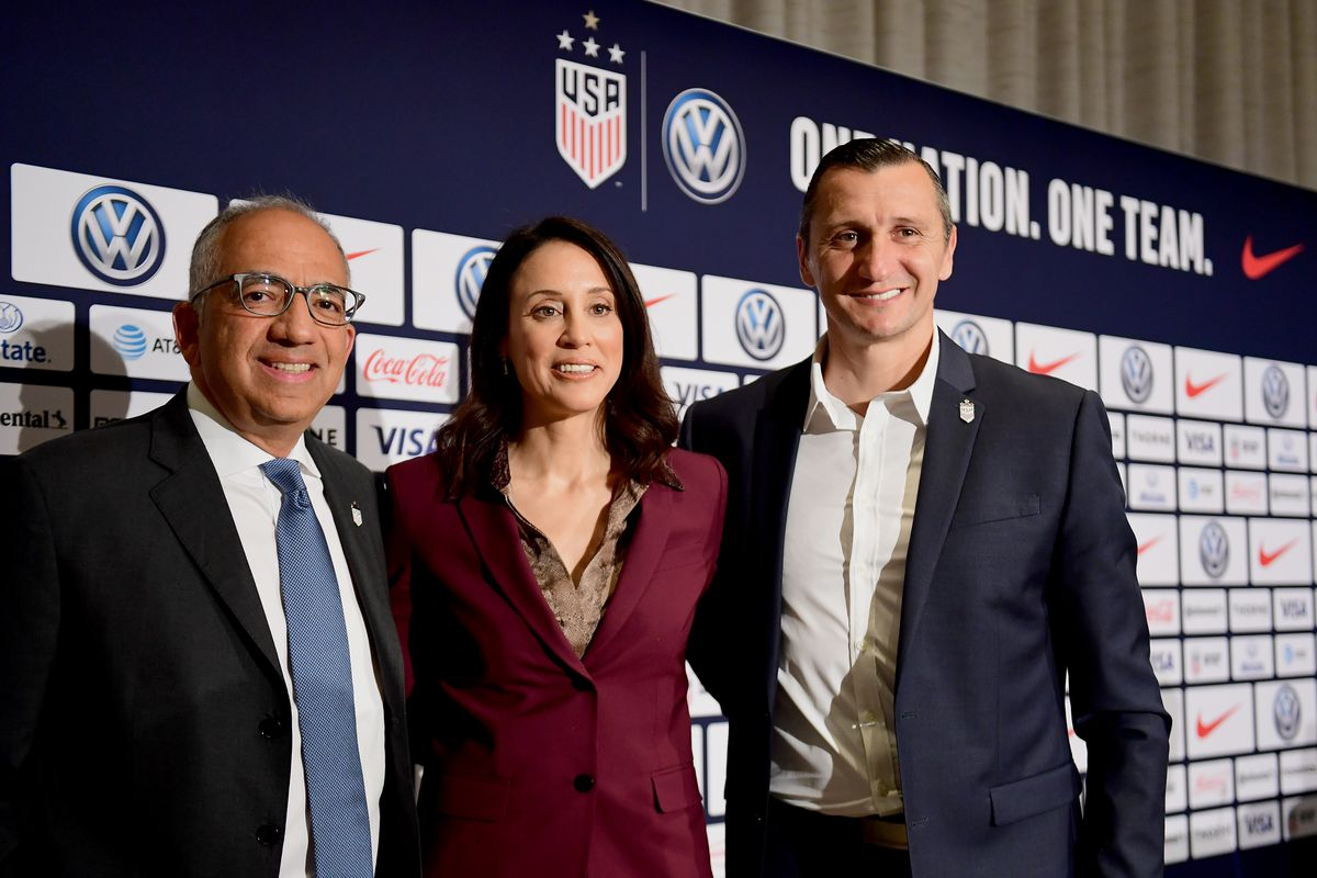 United States Women's National Team Introduce Head Coach