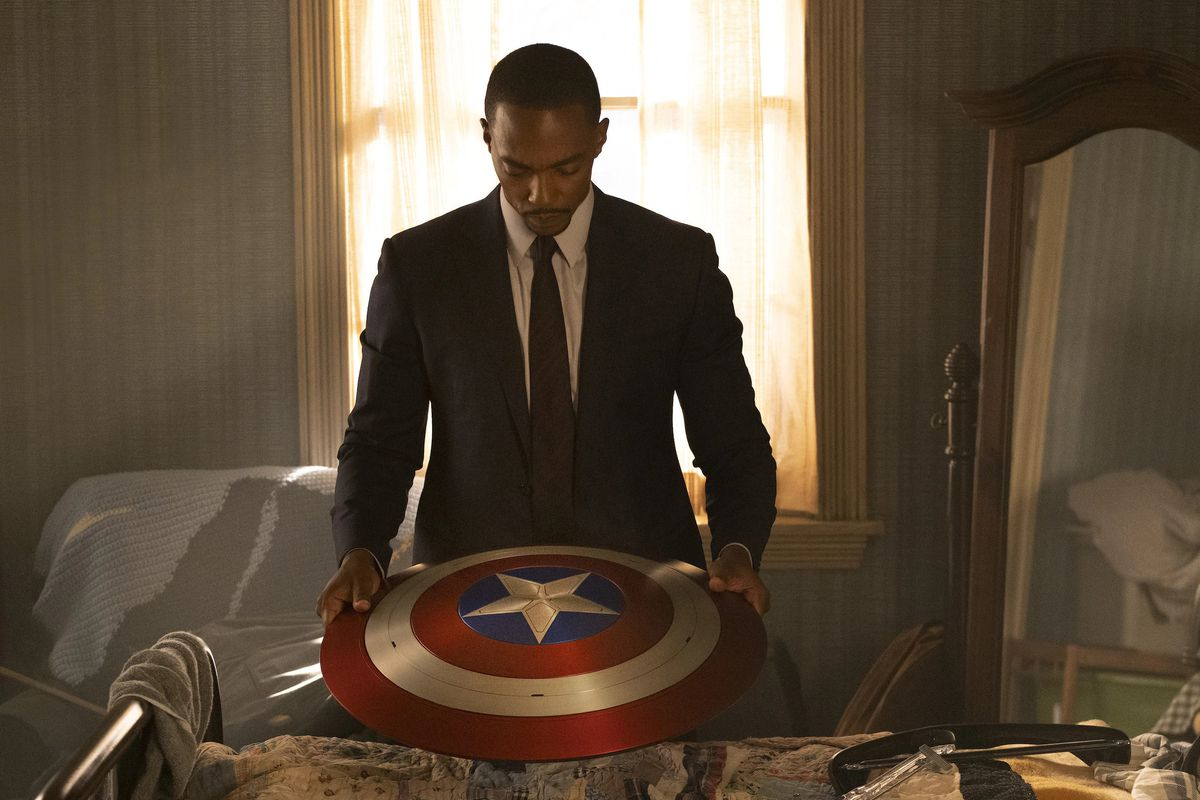 The Falcon and the Winter Soldier is a brief respite in a post-Thanos world  - The Verge