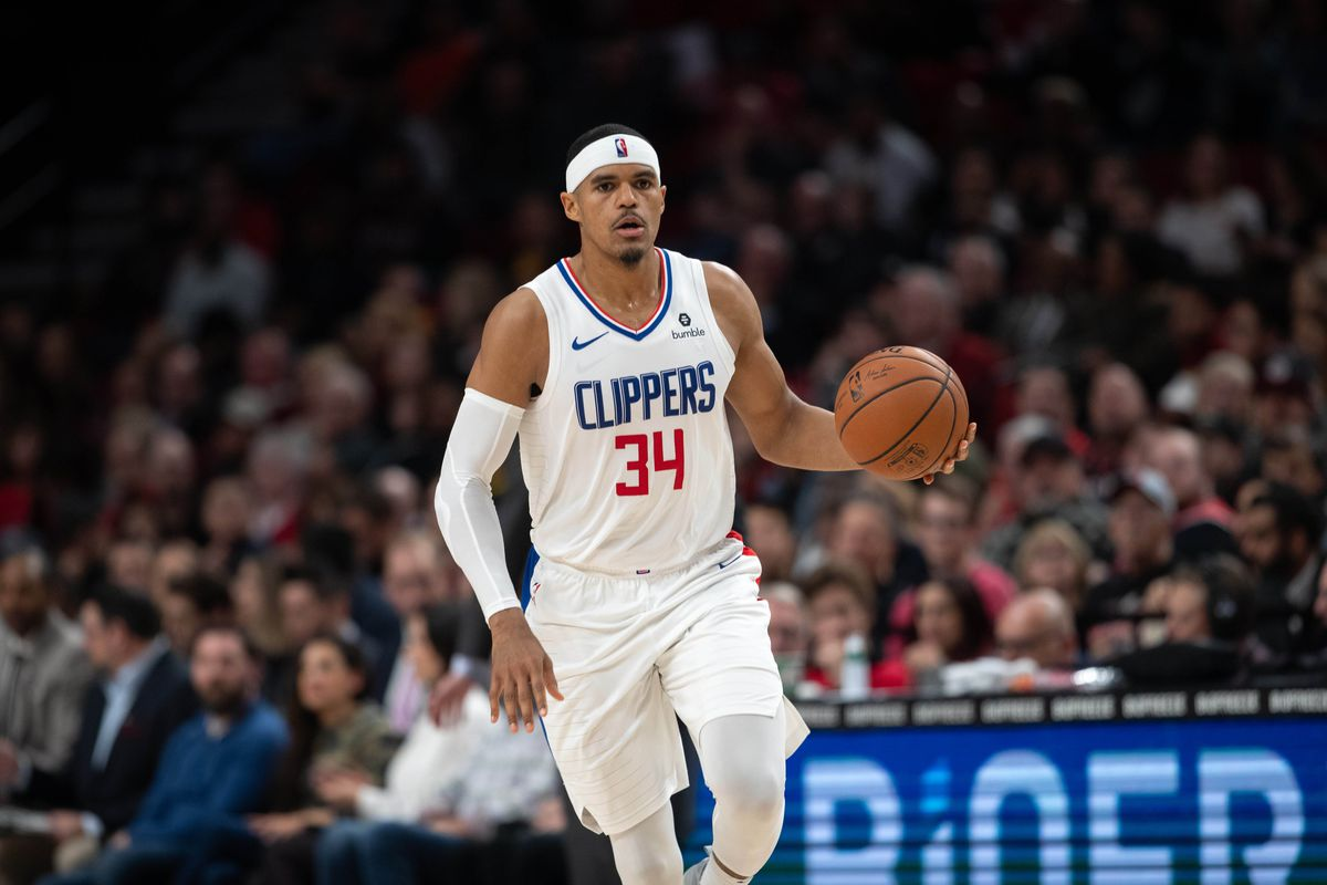 Image result for tobias harris usa today