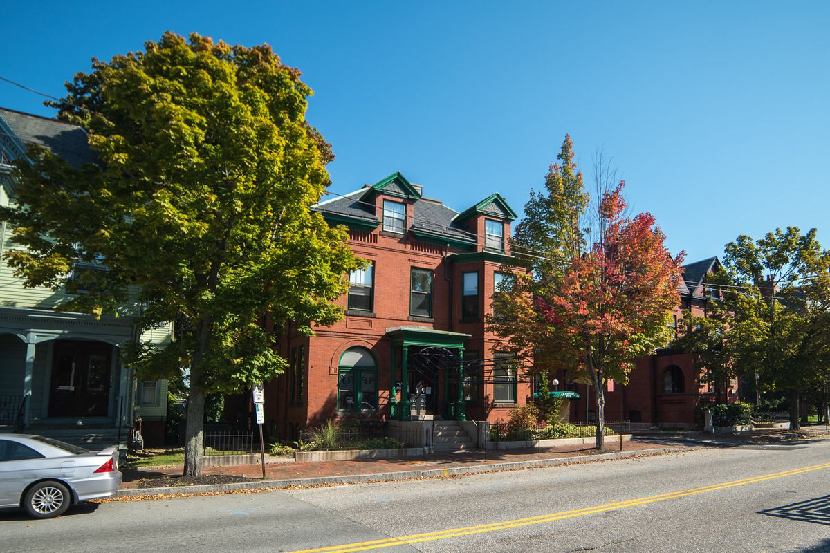 Bramhall in Portland's West End: One of many successful openings in 2014, according to local food writers.