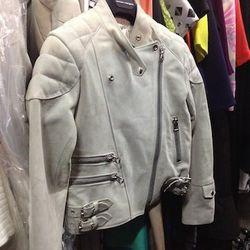 Acne Suede Jacket, $680