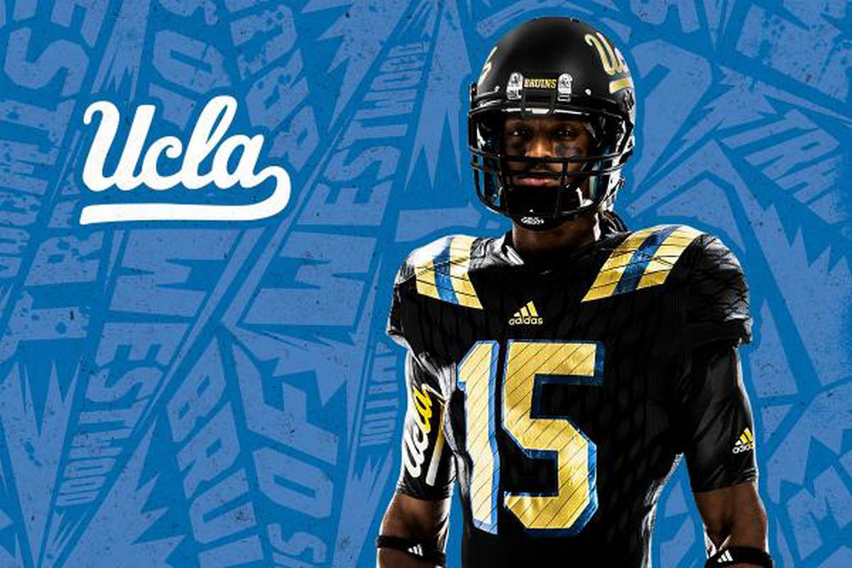 cheap for discount 0d8ec 8627a Hide Your Eyes: UCLA, Adidas Unveil 2015 Alternate Uniforms ...
