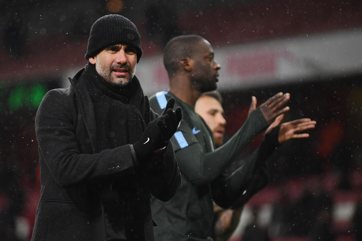 Pep Guardiola pleased Man City avoided Carabao Cup hangover