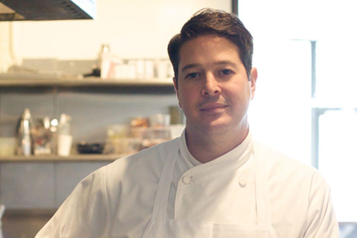 Chef owner Jason Fox.