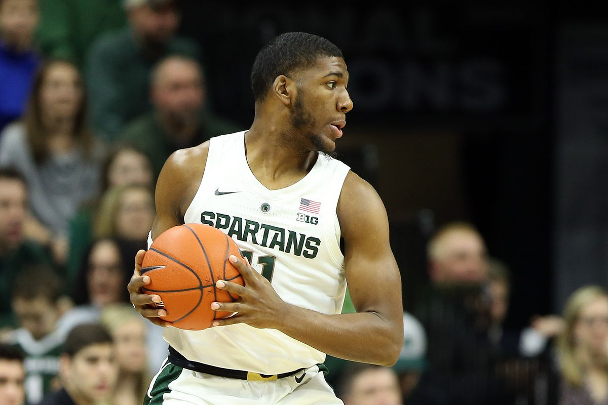 NCAA Basketball: Northern Illinois at Michigan State