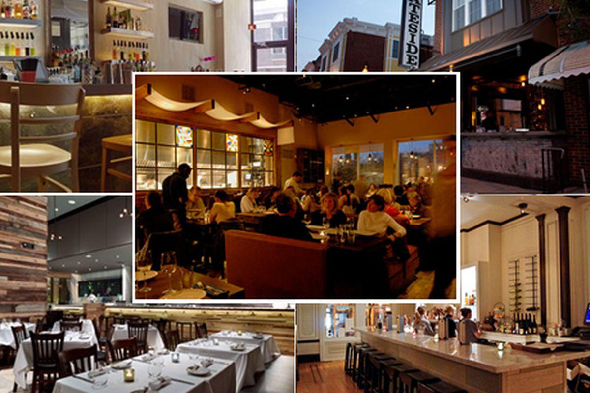 Restaurant of the Year Nominees: Zahav, Vedge, Stateside, Vernick, and Sbraga