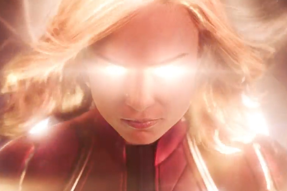 Captain Marvel Trailer 3 Things You May Have Missed Vox