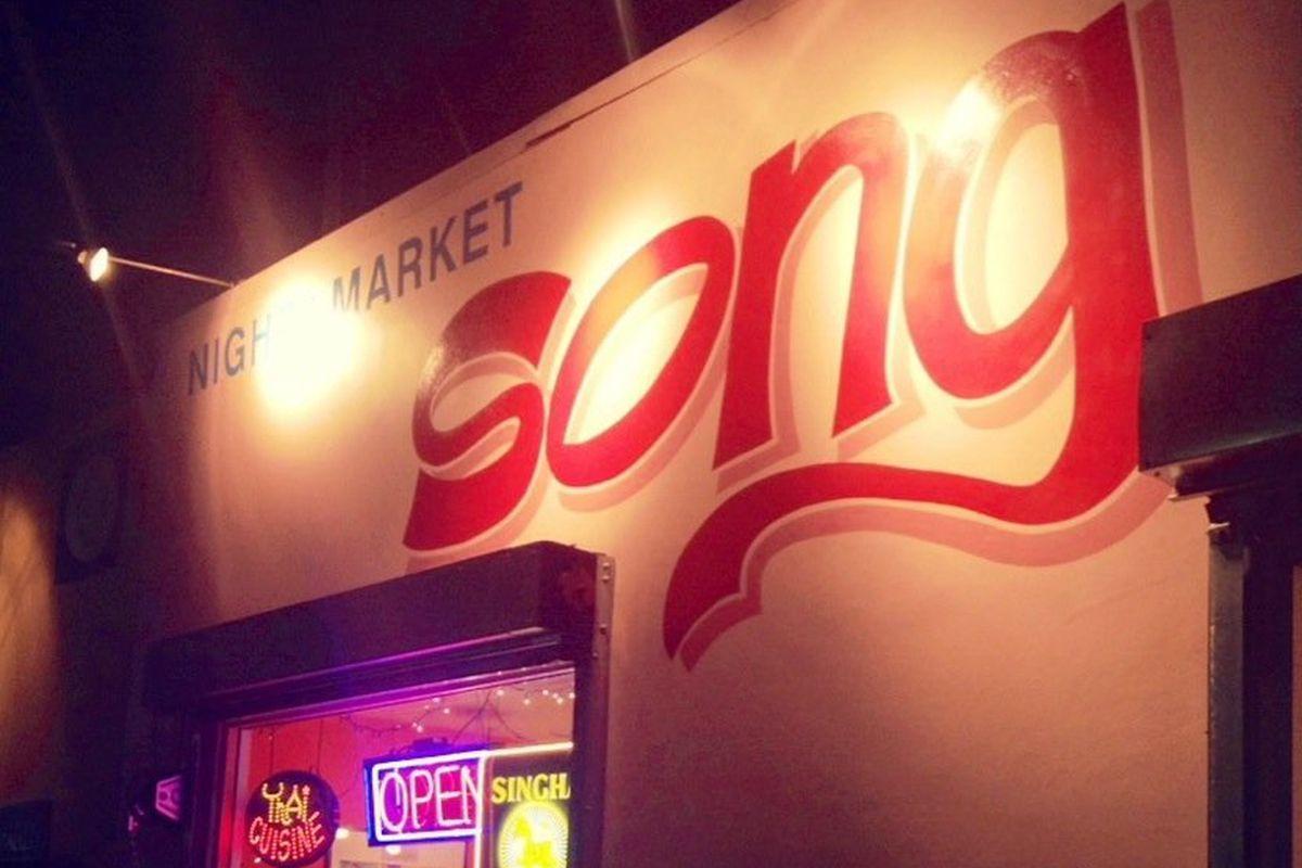 Night + Market Song, Silver Lake