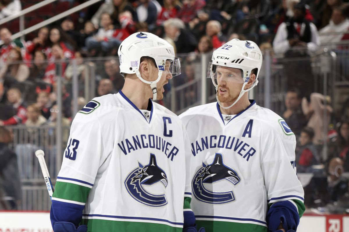 cf27c64bada Could Daniel and Henrik Sedin be entering their final year with the Canucks?