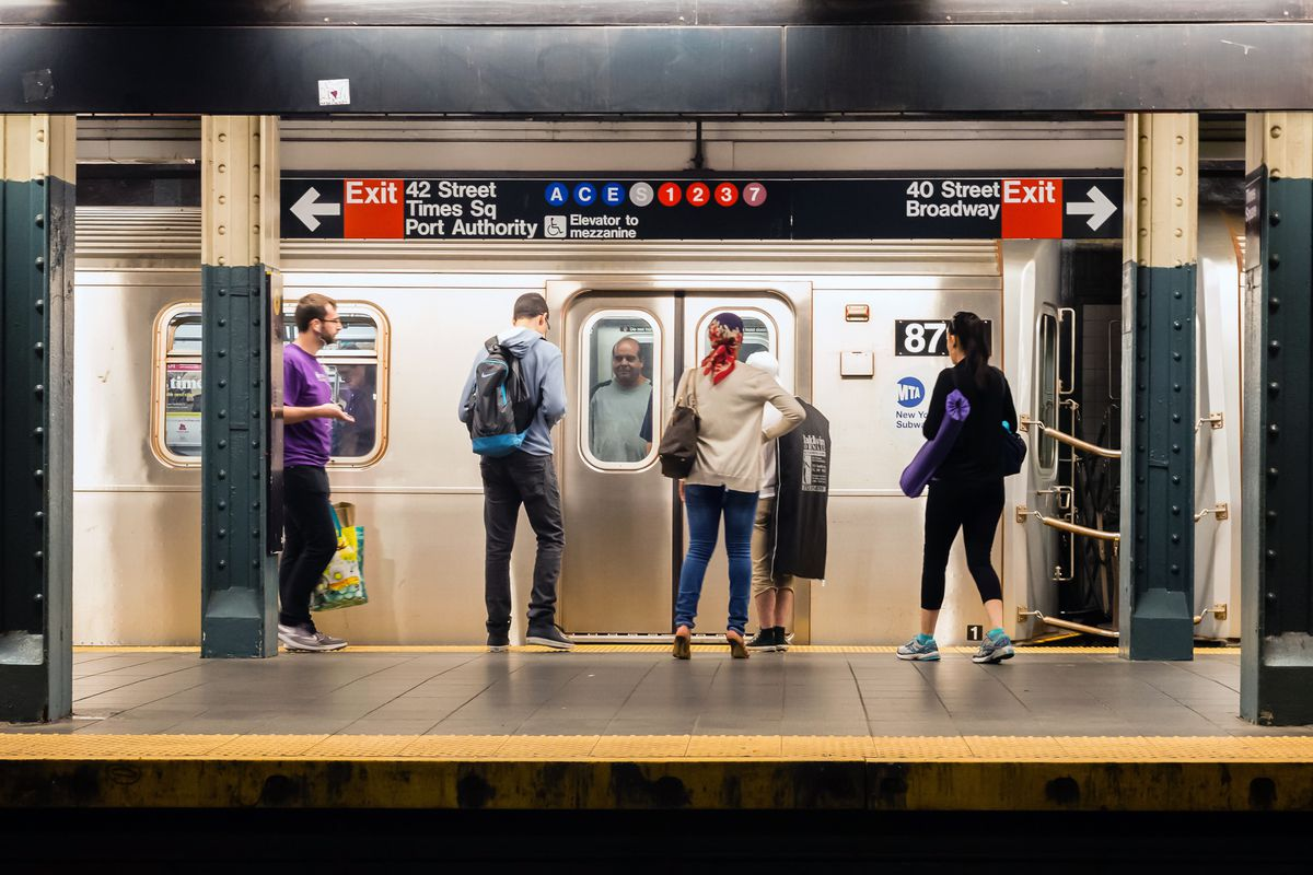 Best Nyc Subway Map App.Nyc Transit Tips For Riding The Subway Bus In New York Curbed Ny