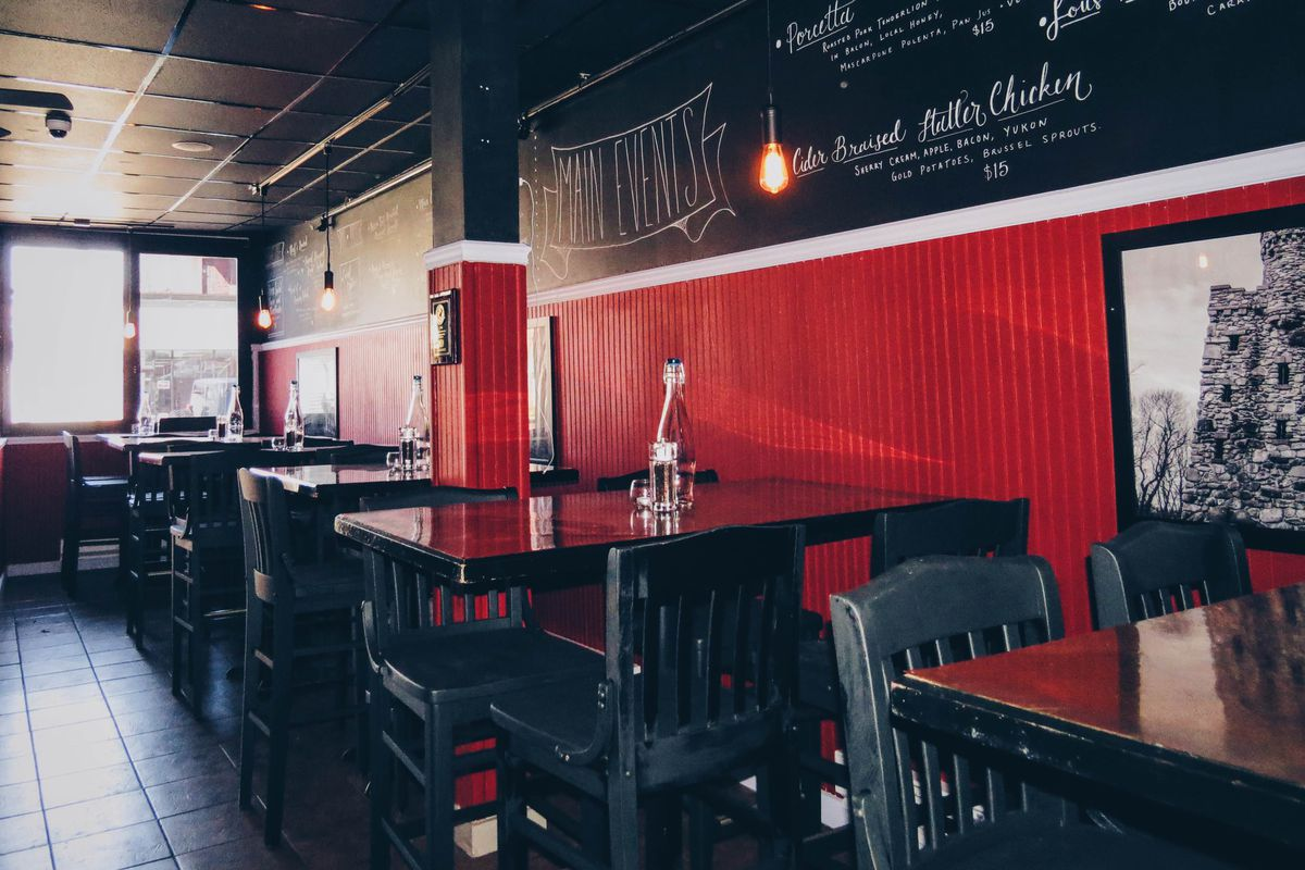 The Hangover Pub