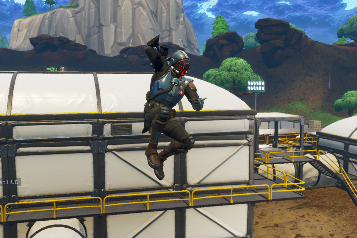 Fortnite S Playground Mode Is Back After Several Days Of Downtime