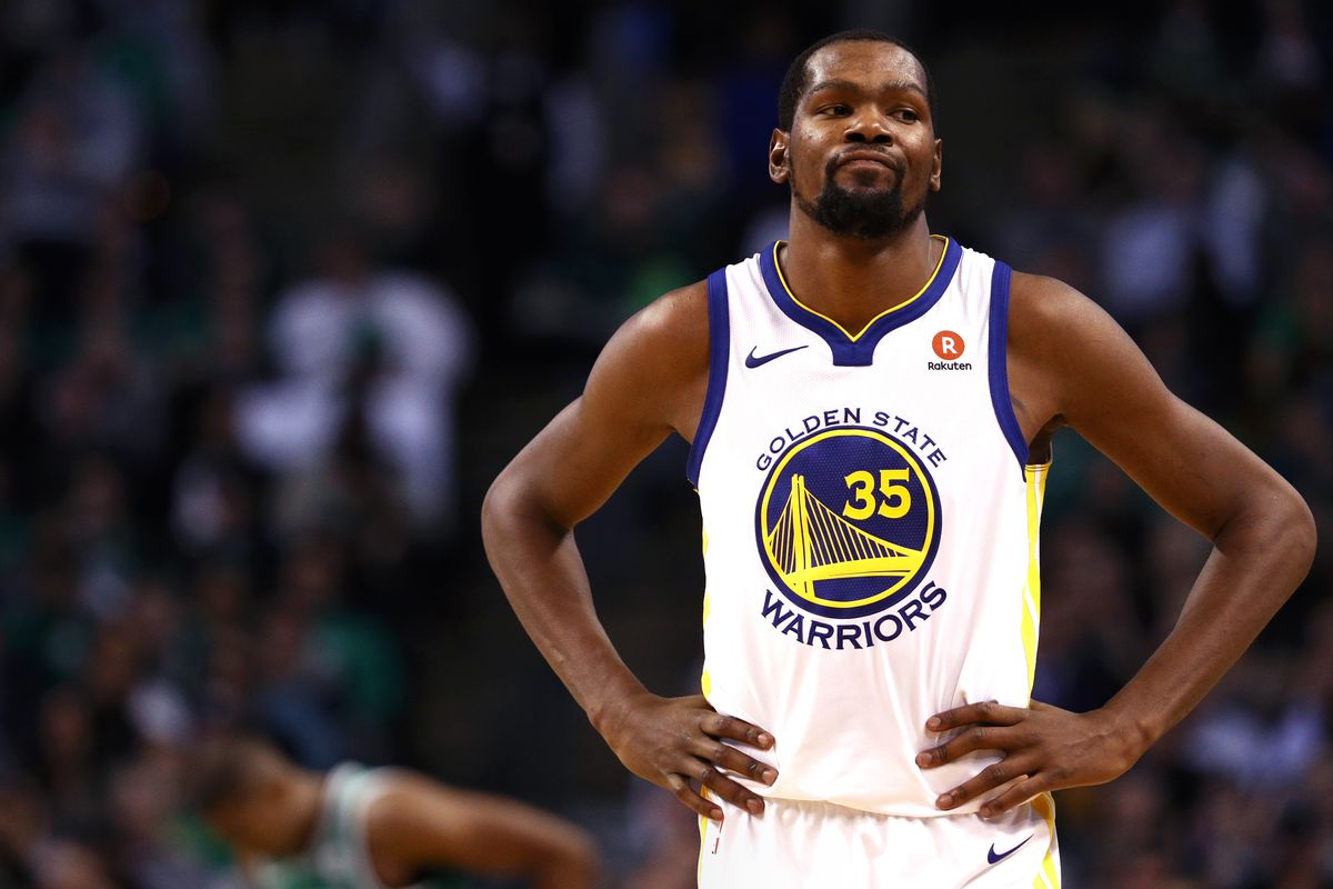 e019b99a964 NBA news  animated video of Warriors  Kevin Durant at Rucker Park ...