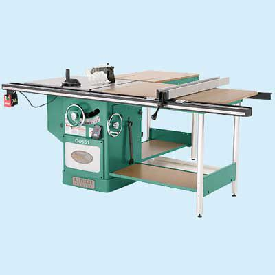 Grizzly G0651 Cabinet Saw
