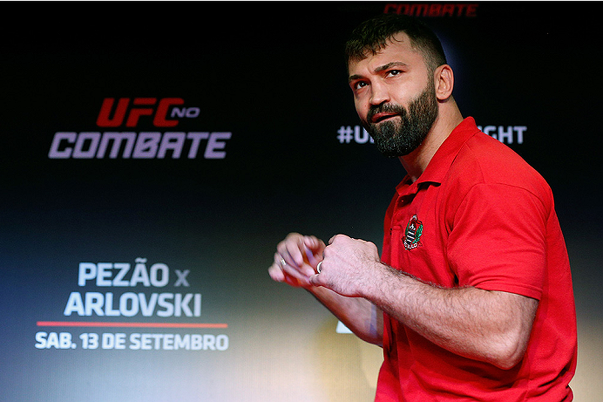 Andrei Arlovski feels 'good' fighting at 40-years-old: 'Age is just a number'