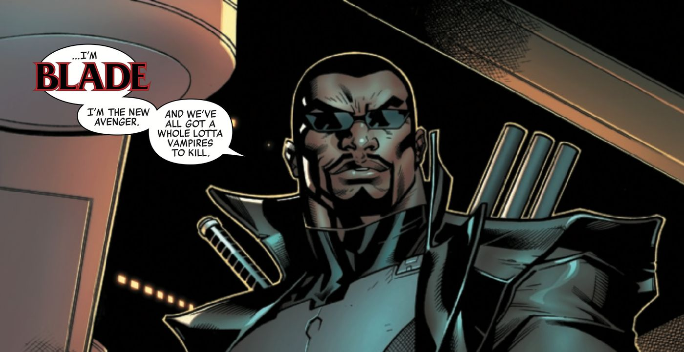 Black Panther just rebooted SHIELD as the Agents of Wakanda