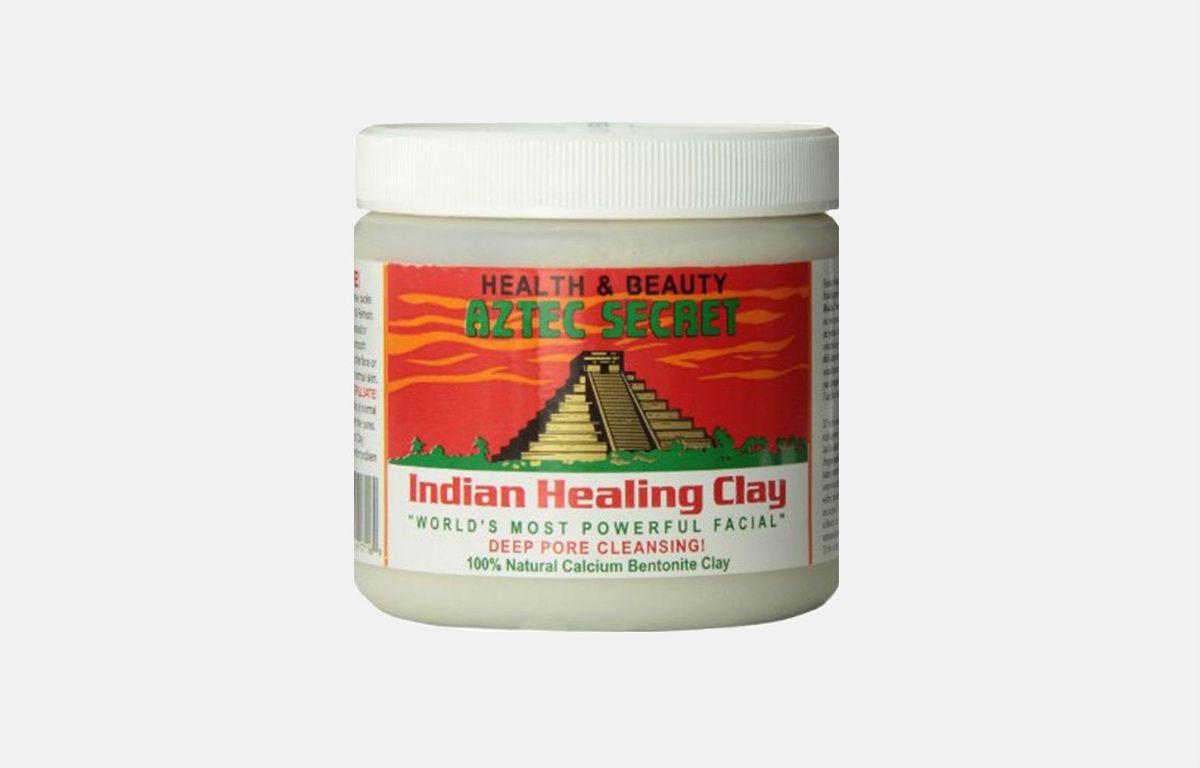 A jar of Aztec Secret
