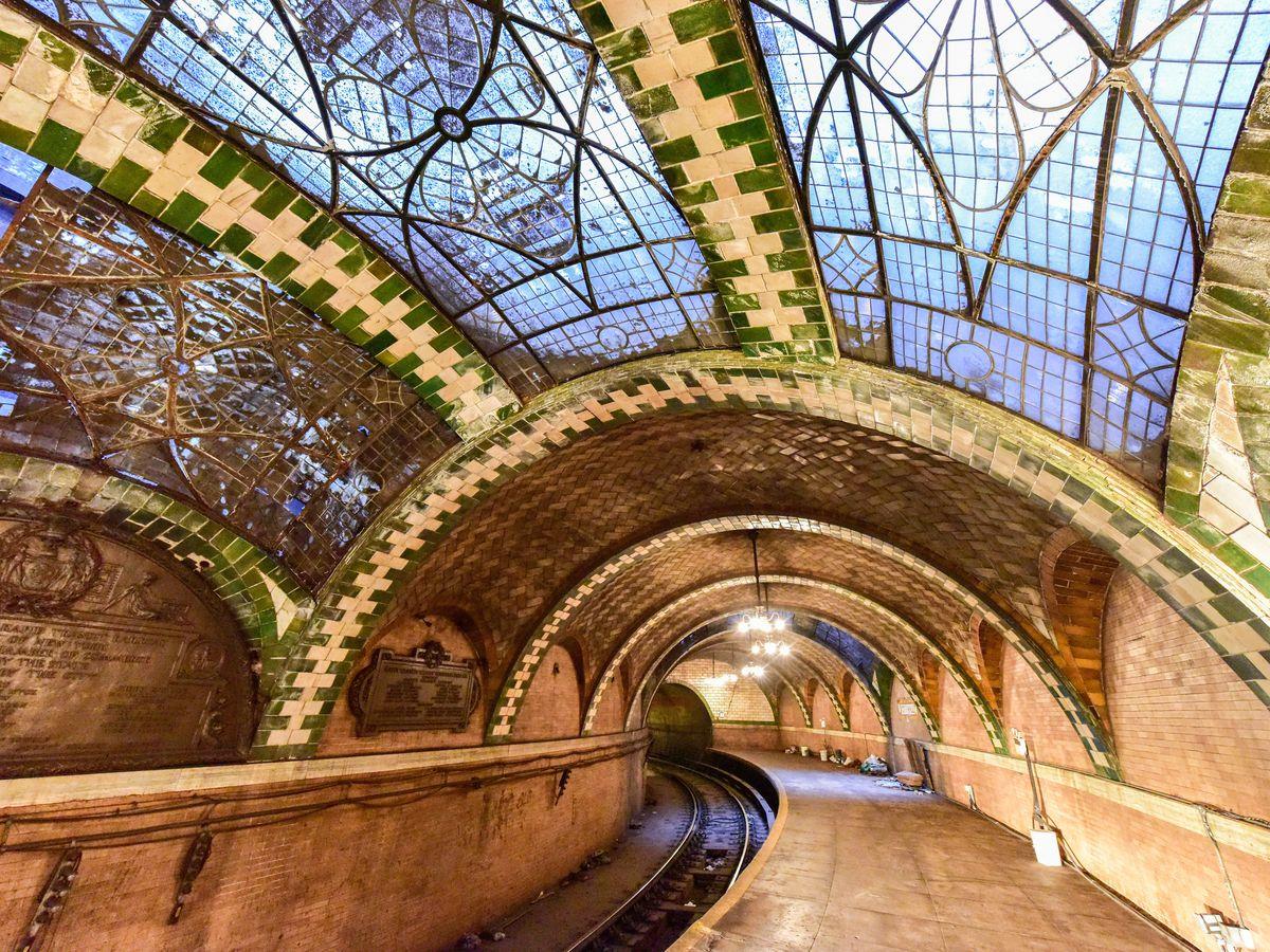 Subway Map Sheepshead Bay.20 Nyc Subway Stations With Show Stopping Tile Art Curbed Ny