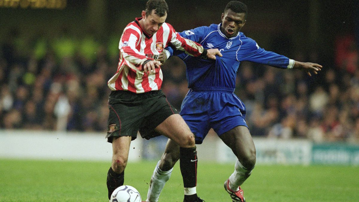 Don Hutchison, Marcel Desailly
