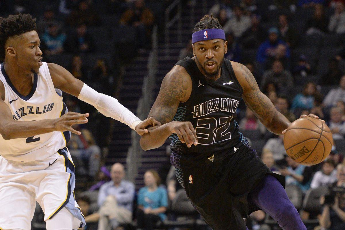 NBA: Memphis Grizzlies at Charlotte Hornets