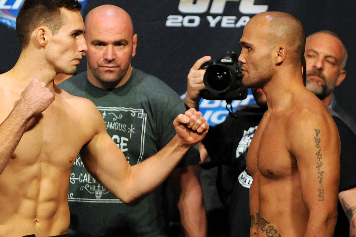 Robbie Lawler Wants To Finish Rory Macdonald In Rematch At Ufc 189