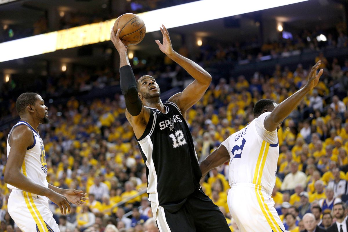 Pop maintains perspective despite Spurs' blowout loss in Game 1
