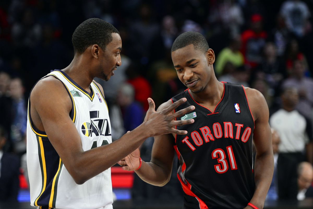 23912f2c03ac Utah Jazz at Toronto Raptors Game Thread  Saving the best for last ...