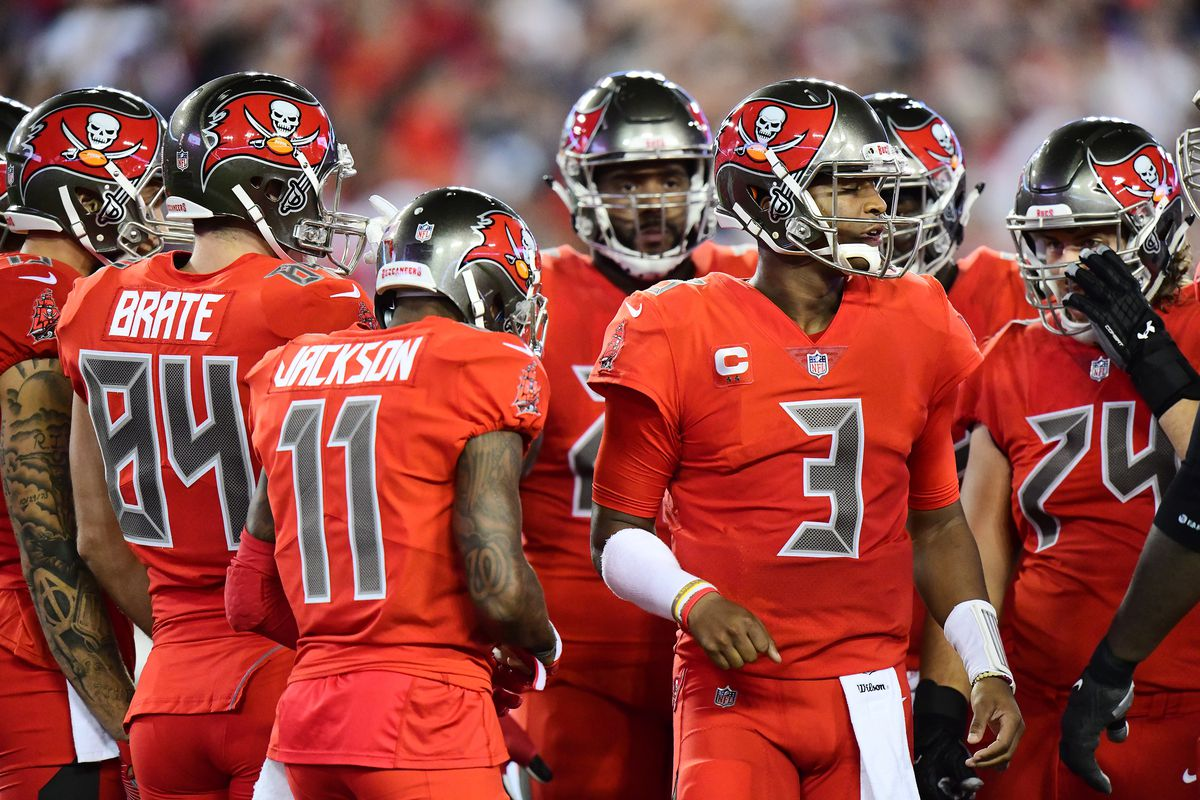 af7ee041d Jersey Rankings  Best and Worst of NFL Color Rush - Bucs Nation