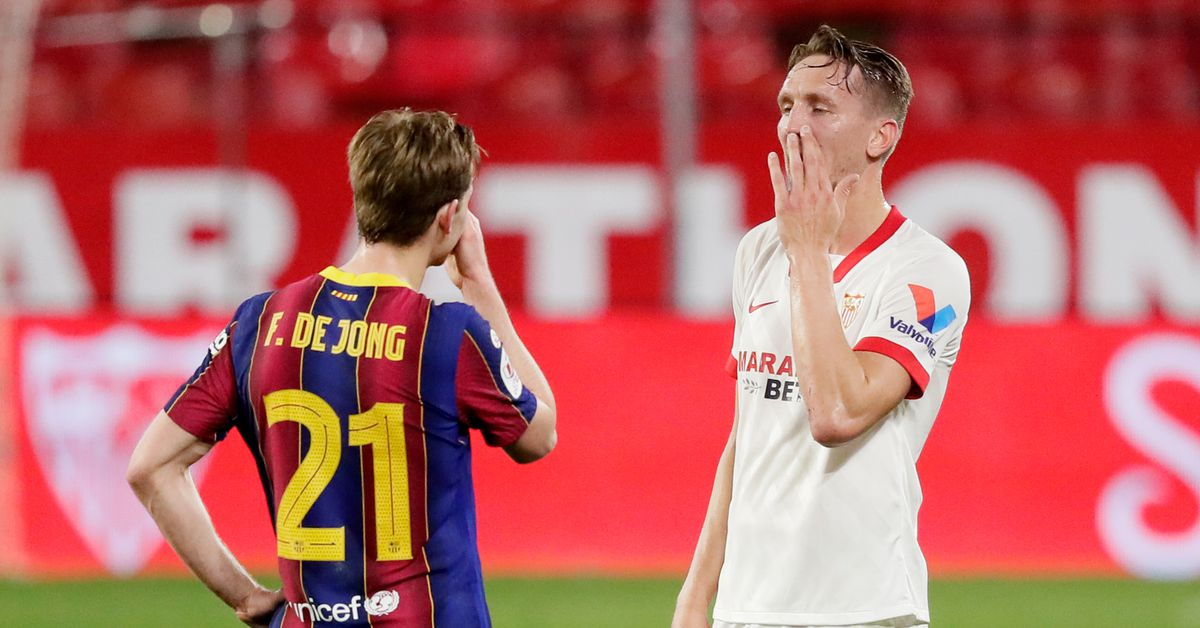 Barcelona still believe we can reach Copa del Rey final - De Jong - Barca Blaugranes