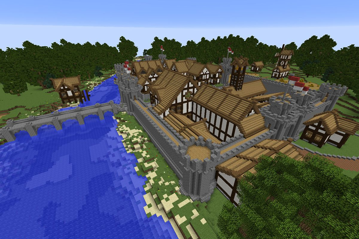 how to find the new map in minecraft