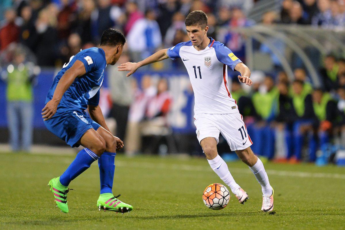 Guatemala v United States - FIFA 2018 World Cup Qualifer