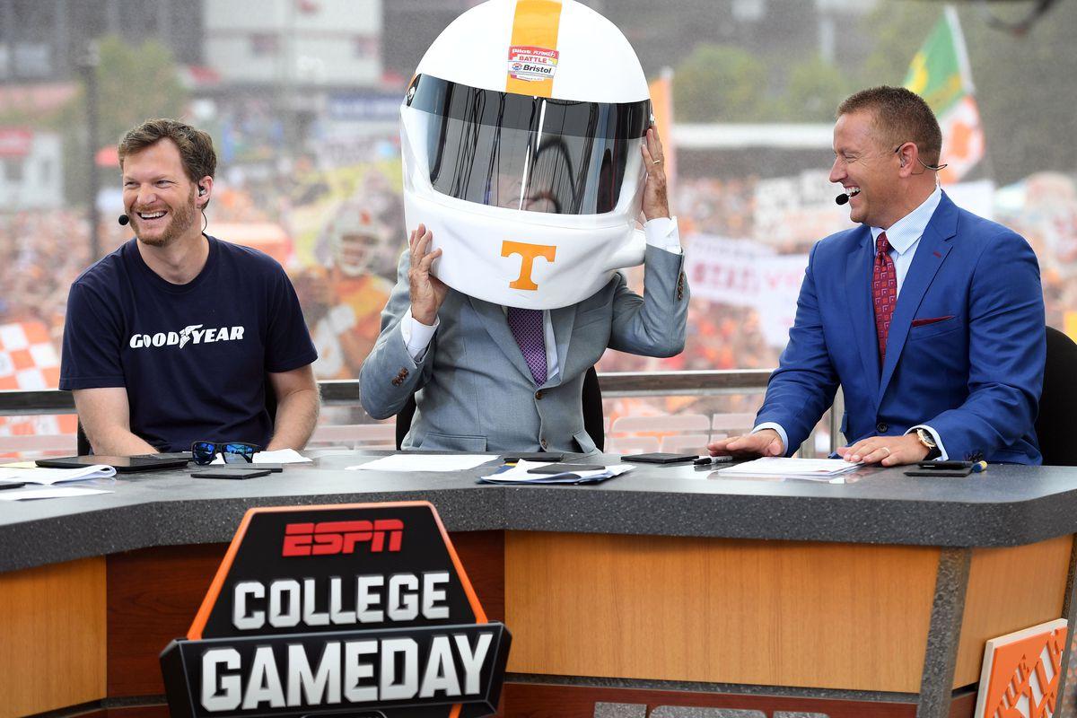 NCAA Football: Battle at Bristol-Tennessee vs Virginia Tech