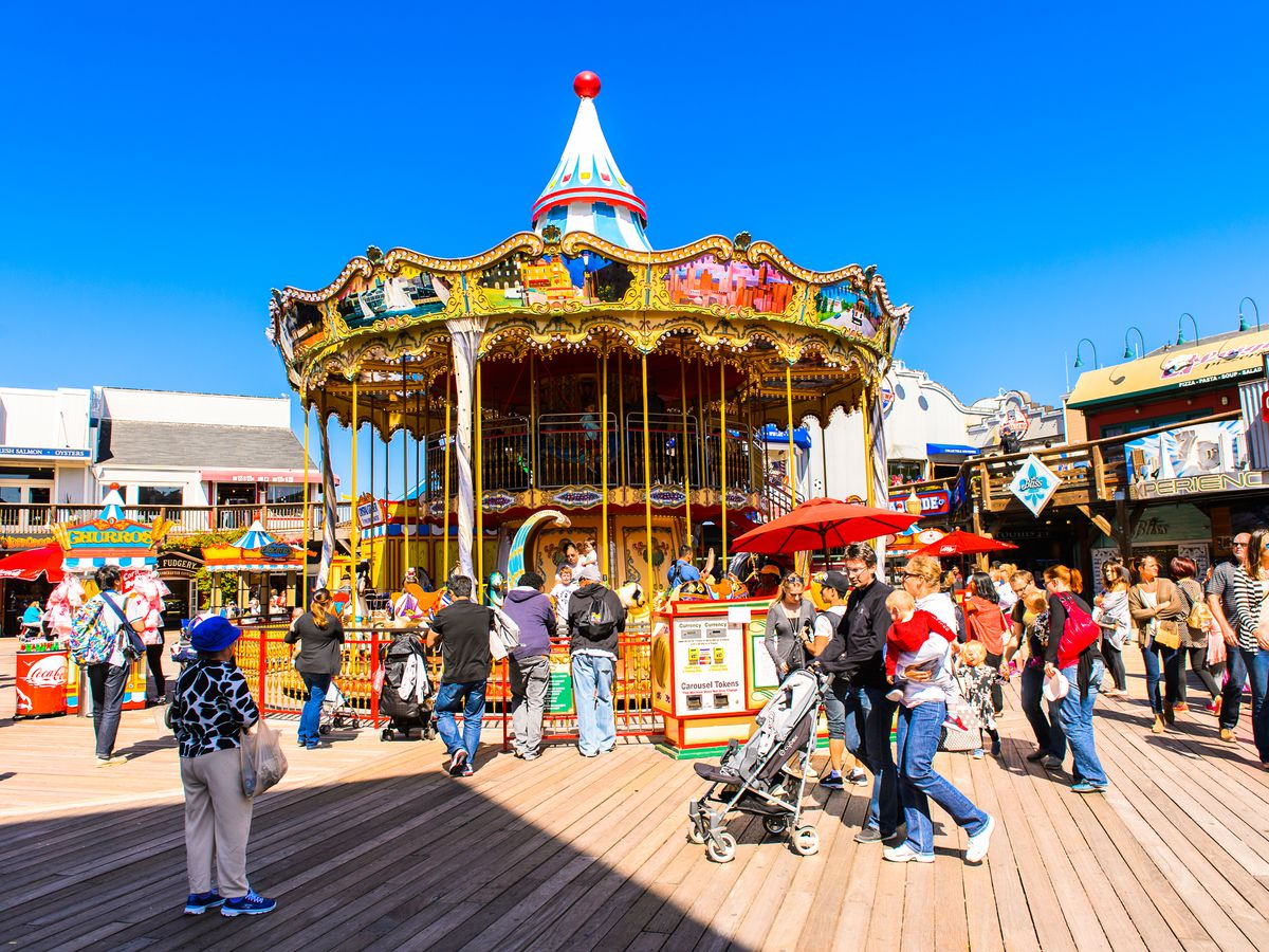 Best carousels in the Bay Area, mapped - Curbed SF