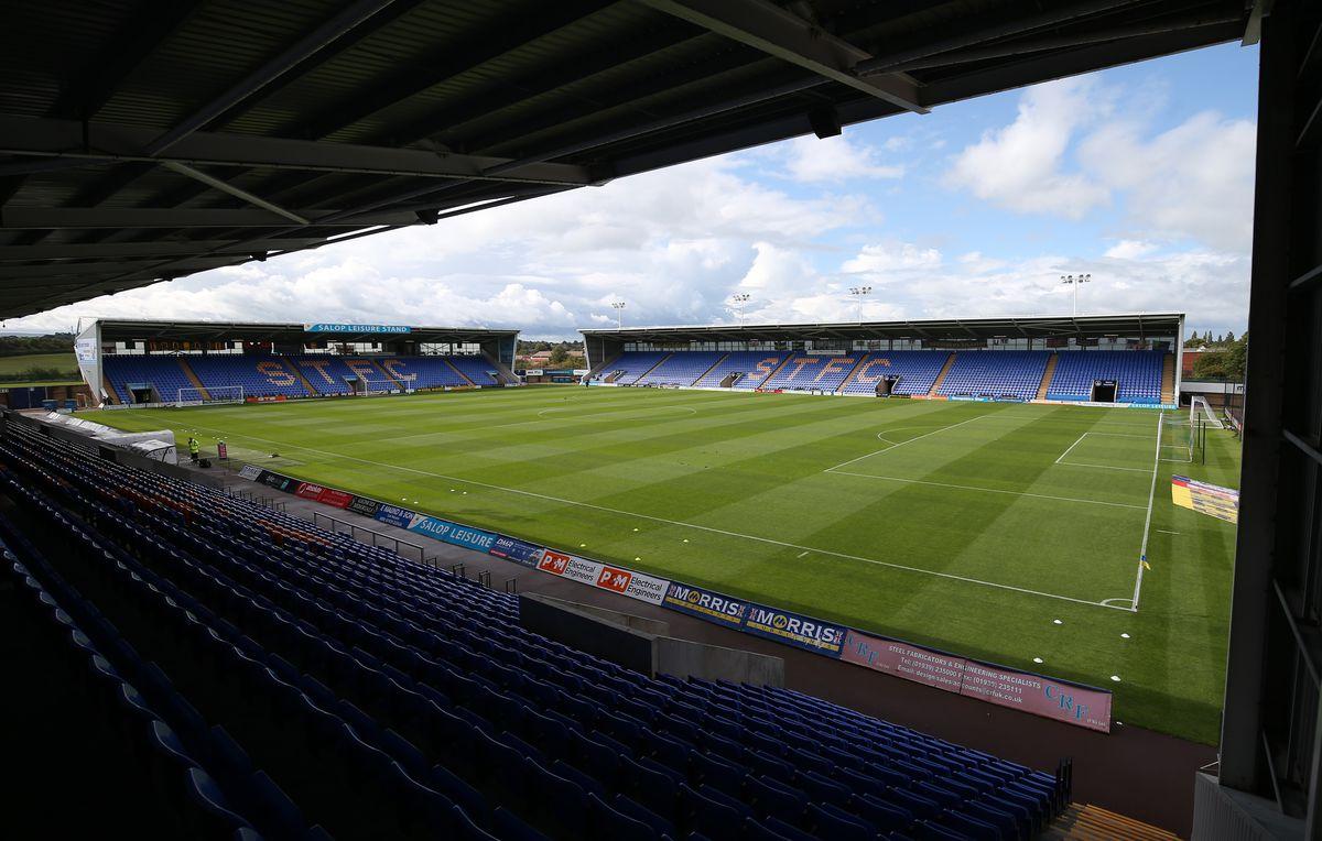 Shrewsbury Town v Wigan Athletic - Sky Bet League One