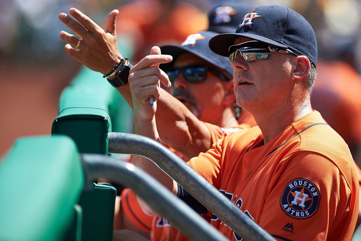 A.J. Hinch (GettyImages)