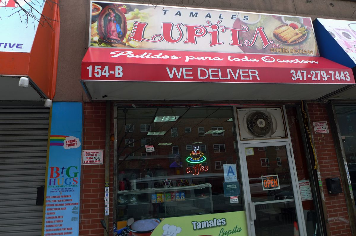 A great spot for breakfast or a snack in East Harlem