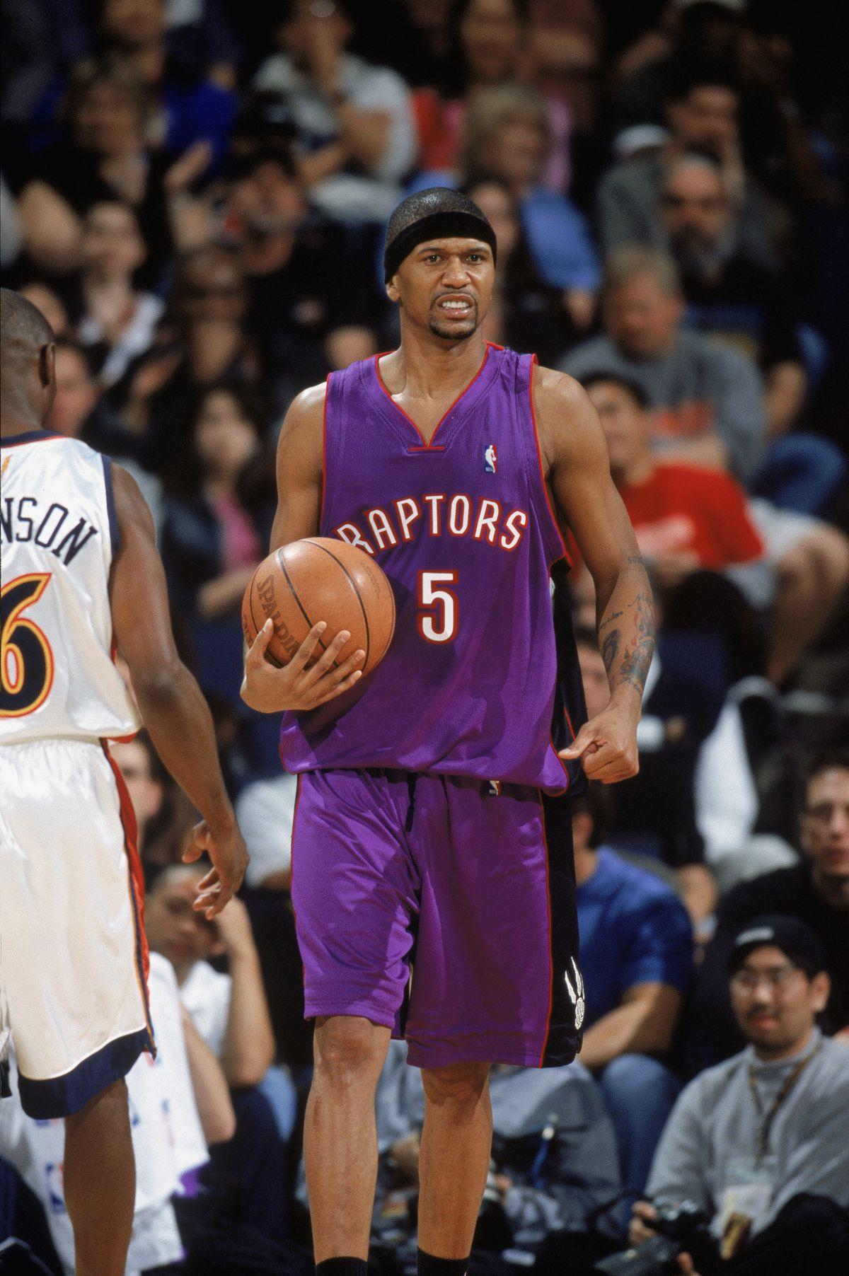 Raptors v Warriors