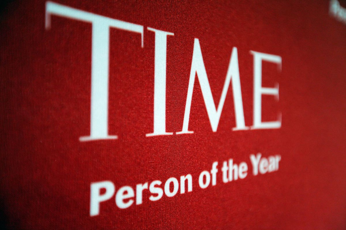 TIME Person Of The Year Panel