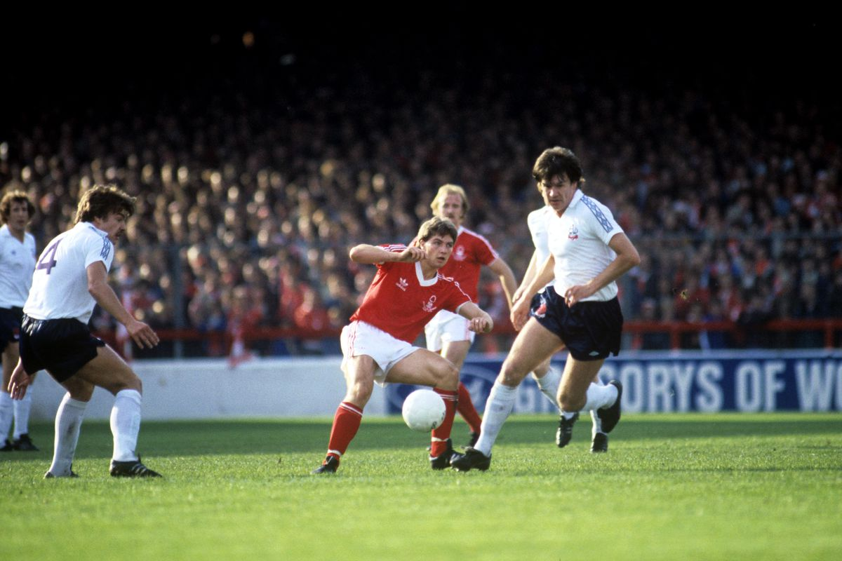 Soccer - Football League Division One - Nottingham Forest v Bolton Wanderers - City Ground