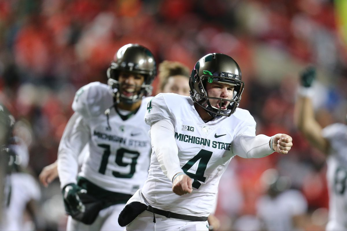History Of Michigan State Versus Ohio State Upsets Land Grant Holy Land