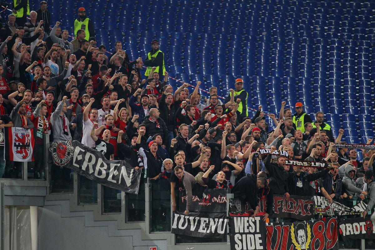 AS Roma v Bayer 04 Leverkusen - UEFA Champions League