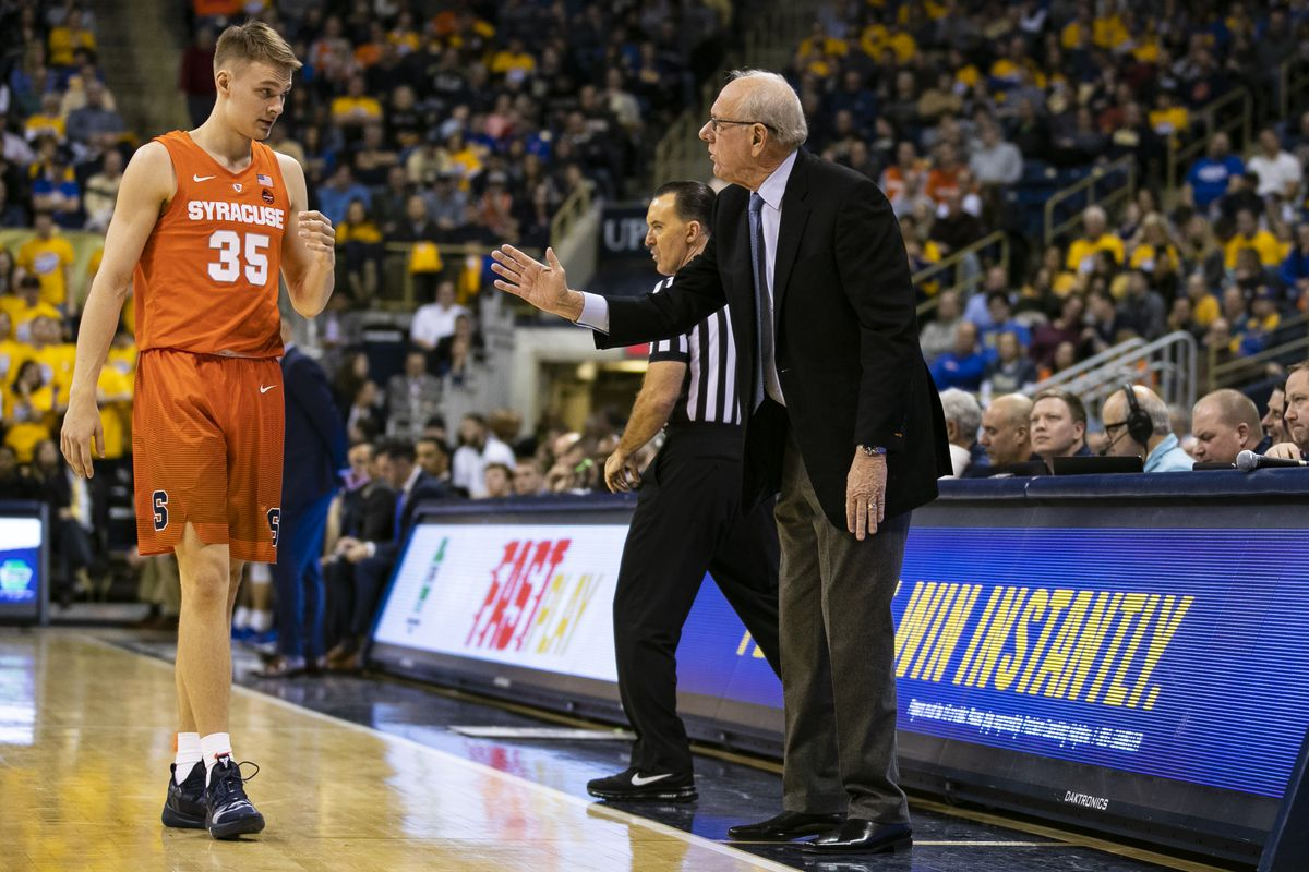 Syracuse basketball streaming schedule for Italy games