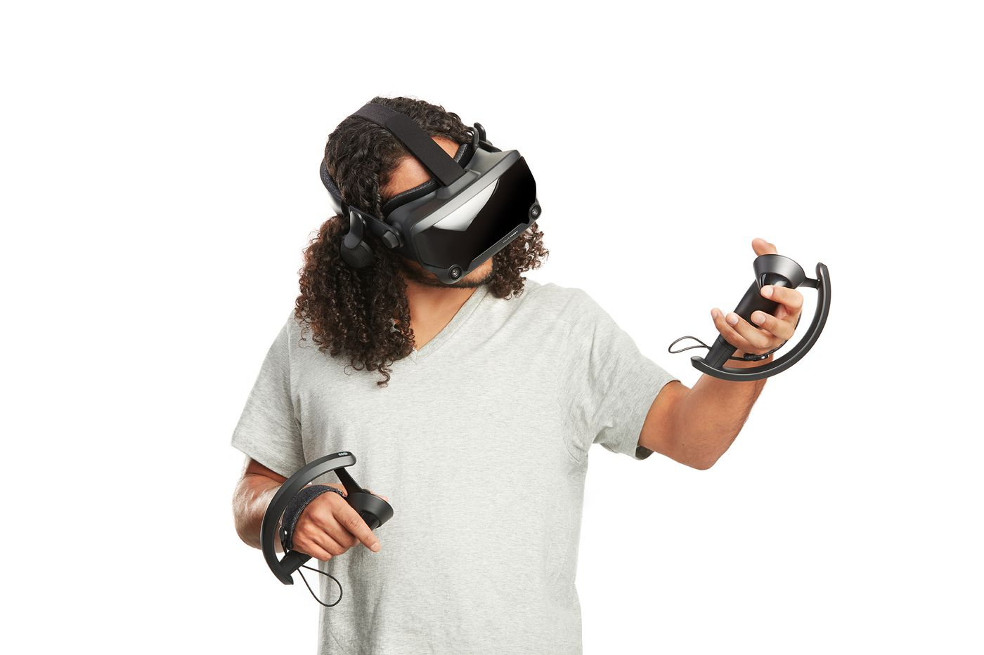 Valve's Index is the next generation of high-end virtual