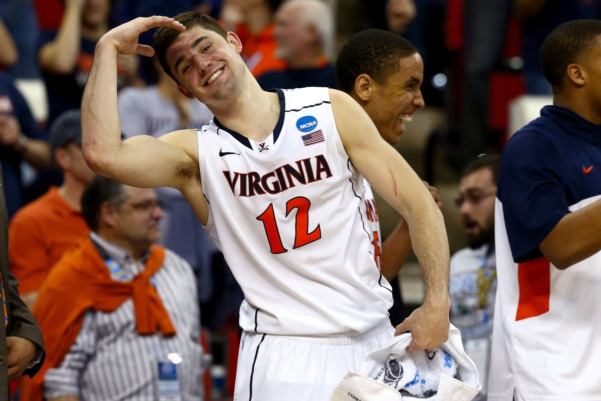 Joe Harris is pretty excited about STL's new recruiting writer! (Note: We cannot confirm this statement.)
