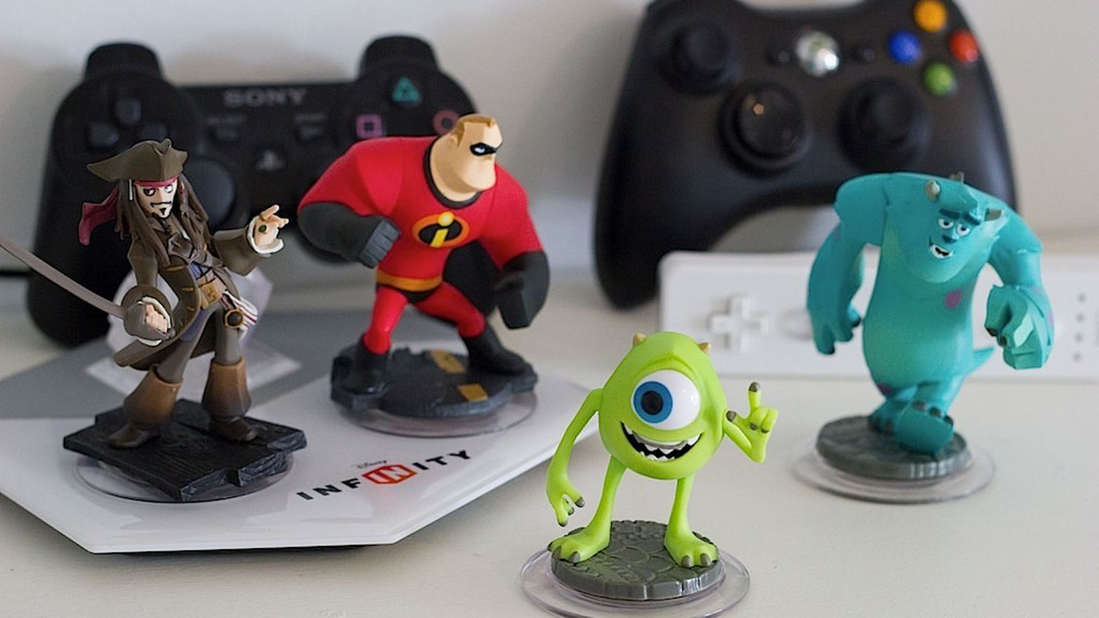 Disney Infinity Cars Review
