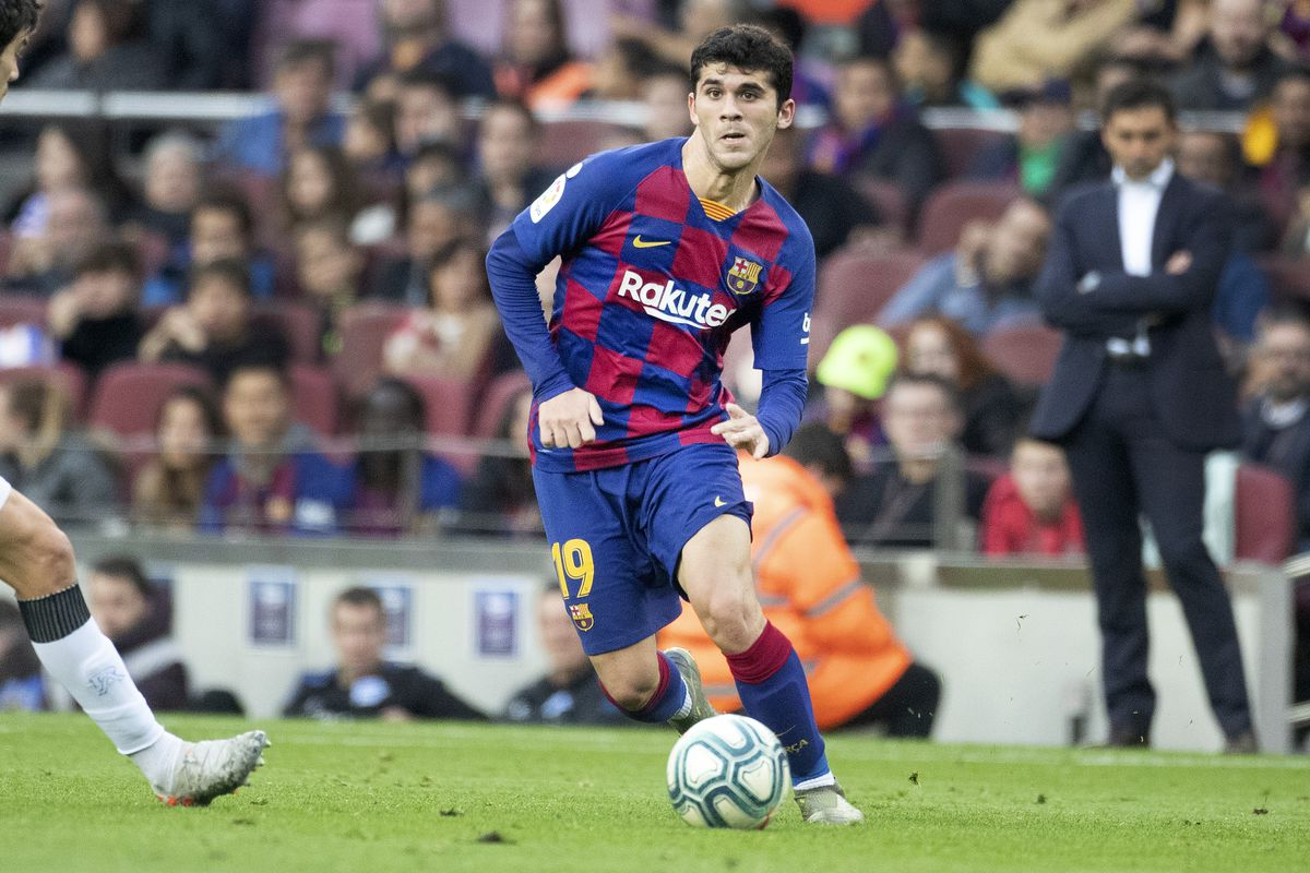 Carles Aleñá loan to Real Betis complete - report