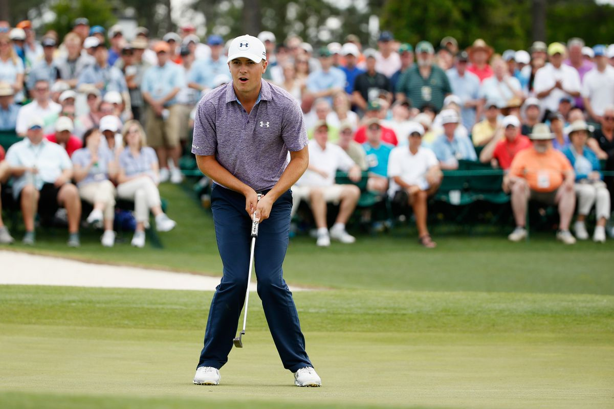 CBS analyst Nick Faldo cheered Jordan Spieth\'s missed putt at the ...