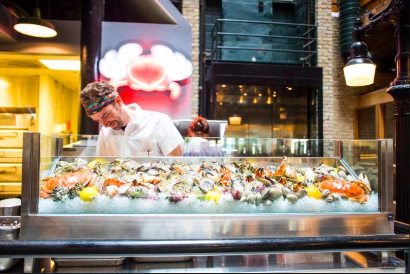 The Raw Bar Tj Turner Eater Twin Cities Restaurant Will Serve Mostly Fresh Seafood