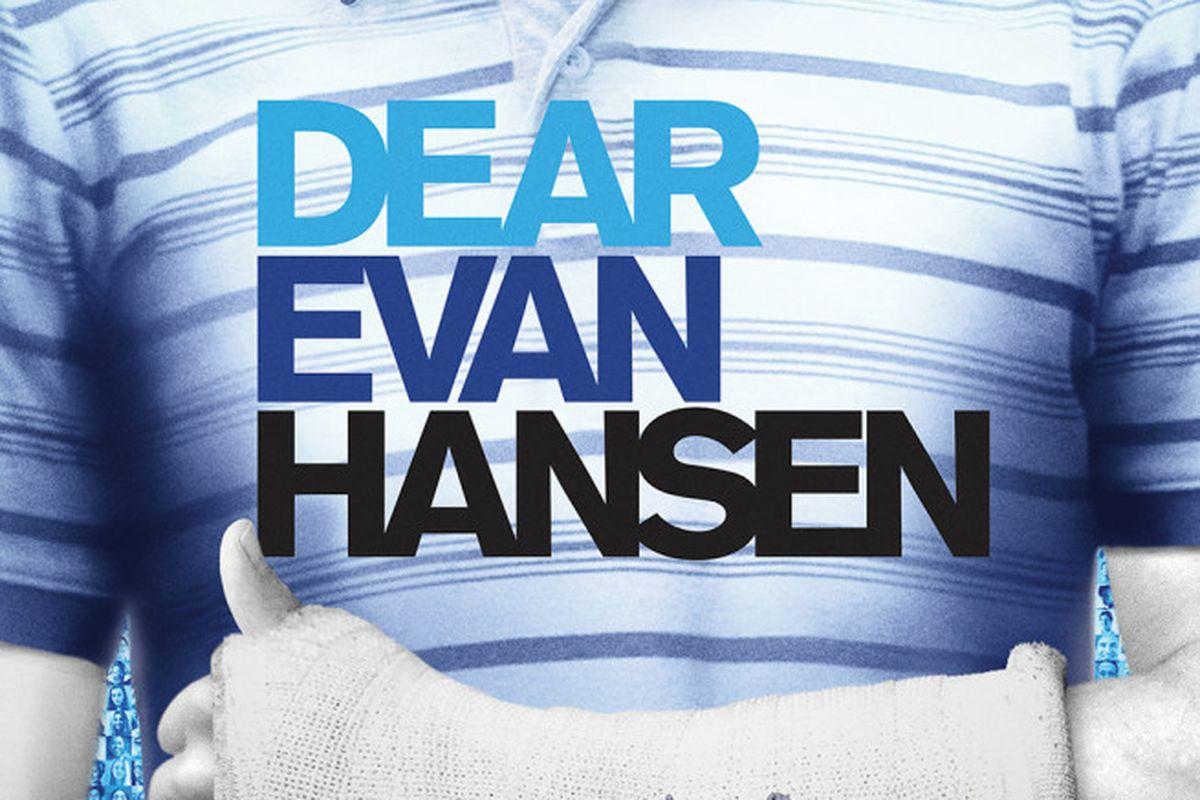 Dear Evan Hansen, broadway, musical